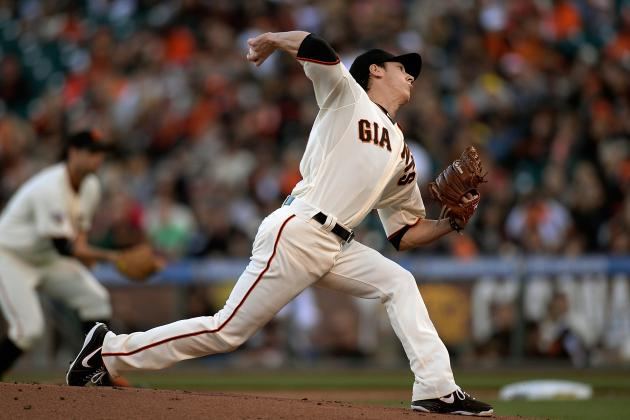 Lincecum Sharp as Giants Blank Padres