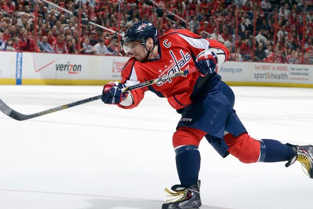 Video: Alex Ovechkin Pushes Goals Total to 30 in Win