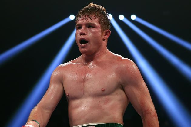 Canelo Alvarez vs. Austin Trout Results: Open Scoring Ruined Drama of Good Fight