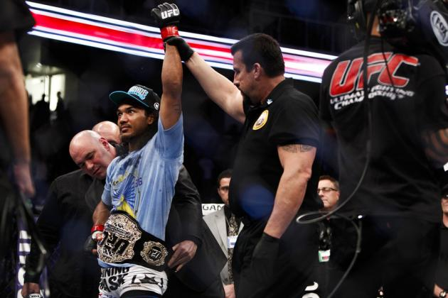 UFC on FOX 7: What's Next for Benson Henderson?