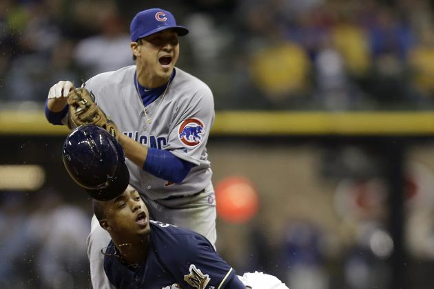 Cubs Playing Like 'Rookie Ball' on Defense