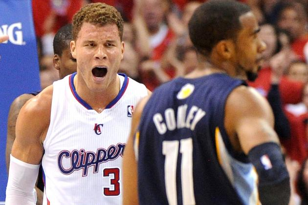 Grizzlies vs. Clippers Game 1: Live Score, Highlights and Analysis