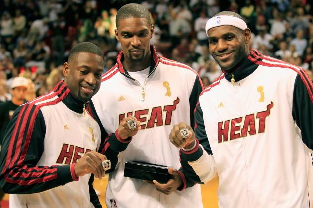 Has Any NBA Team Had More to Lose in Playoffs Than This Season's Miami Heat?