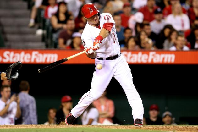 Mike Trout vs. Bryce Harper: Who Will Have the Better Sophomore Season?
