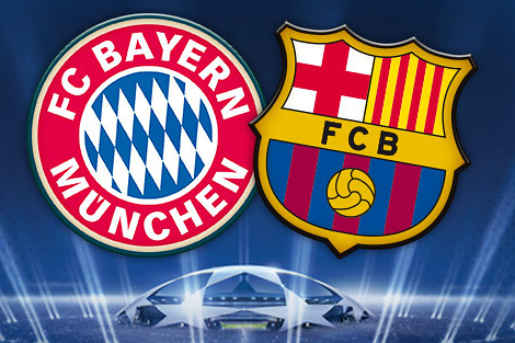 Can Barcelona's Defence Thwart Bayern Munich's Stellar All-Round Attacking Play?