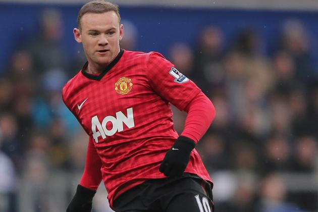 Manchester United: Why Wayne Rooney Must Be Used as a Central Midfielder