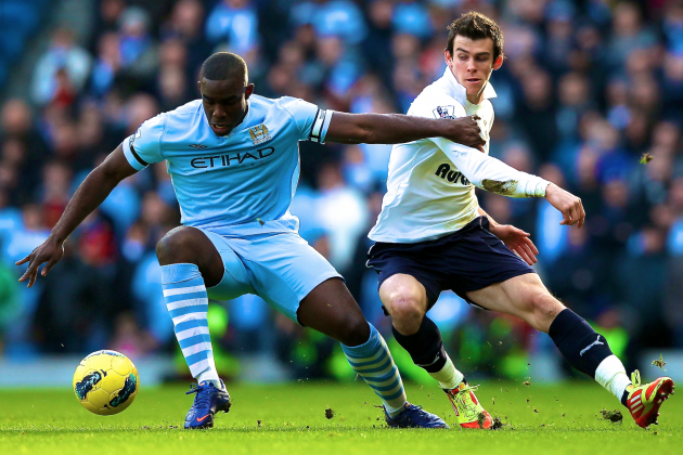 Tottenham vs. Manchester City: Premier League Live Score, Highlights, Recap