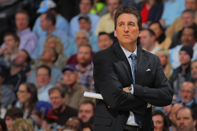 Vinny Del Negro, When Asked If the Lakers Have a Shot Against the Spurs: 'No.'