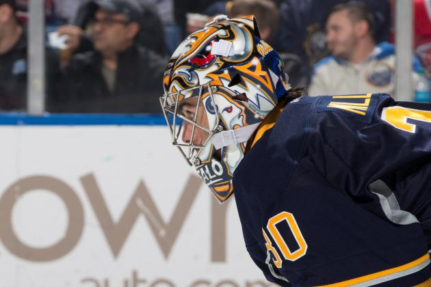 Miller's Time with Sabres Is Near the End