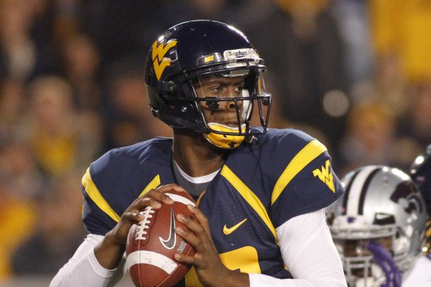 Tough to Find a First-Round Match for Geno Smith