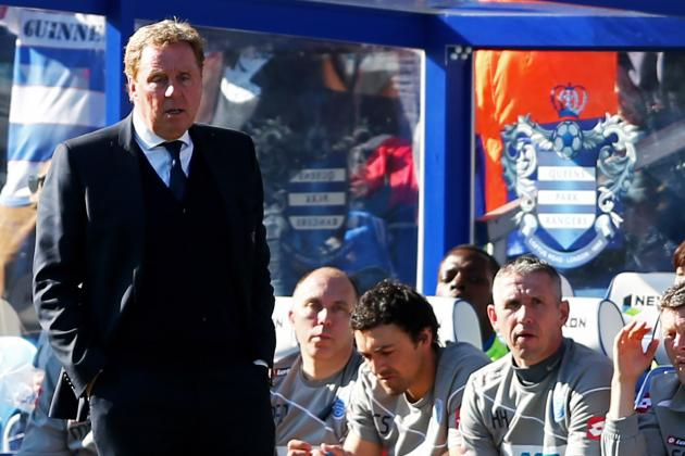 Redknapp Is Warning QPR Fans Not to Expect an Easy Ride in the Championship