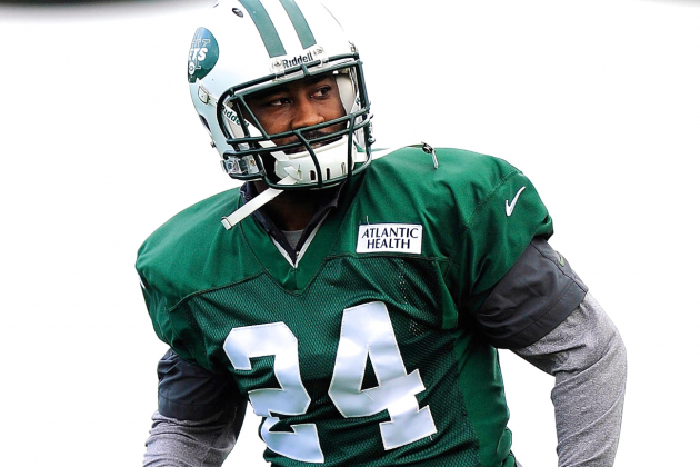Jets and Bucs Reportedly Agree to Framework for Darrelle Revis Trade