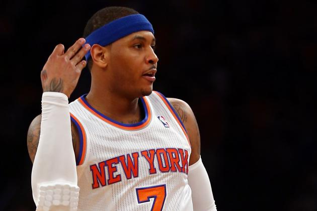 O'Connor: Melo Passes First Test with Aplomb