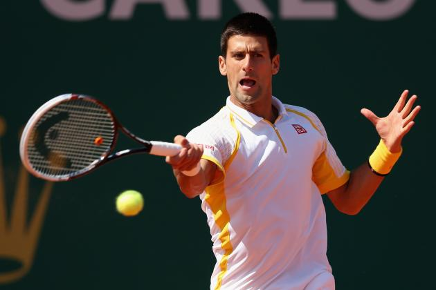 Monte-Carlo Masters 2013: Novak Djokovic Defeats Rafael Nadal to Win Title