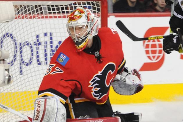 Flames Recall Seven Players from Abbotsford