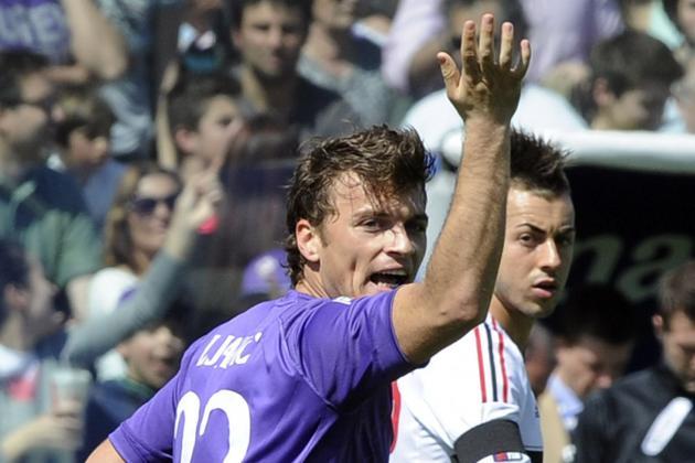 Fiorentina Beats Torino 4-3 in Wild Affair