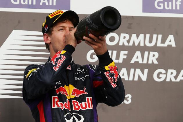 'Pace Was Phenomenal': Red Bull's Sebastian Vettel After Bahrain Grand Prix