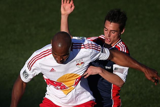 New York Red Bulls vs New England Revolution: Recap