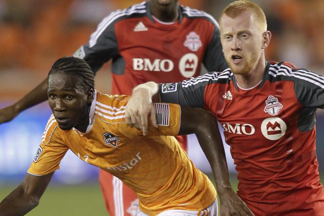 Toronto FC vs Houston Dynamo 04-20-2013: Recap