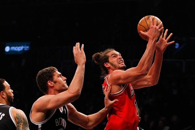 Are the Chicago Bulls Banged Up or Just Worse Than the Brooklyn Nets?
