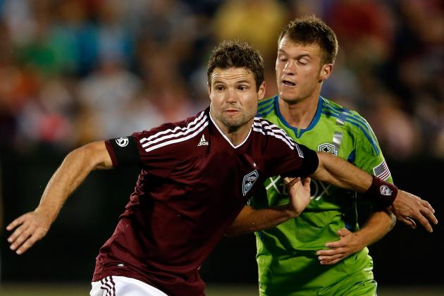 Colorado Rapids vs Seattle Sounders FC: Recap