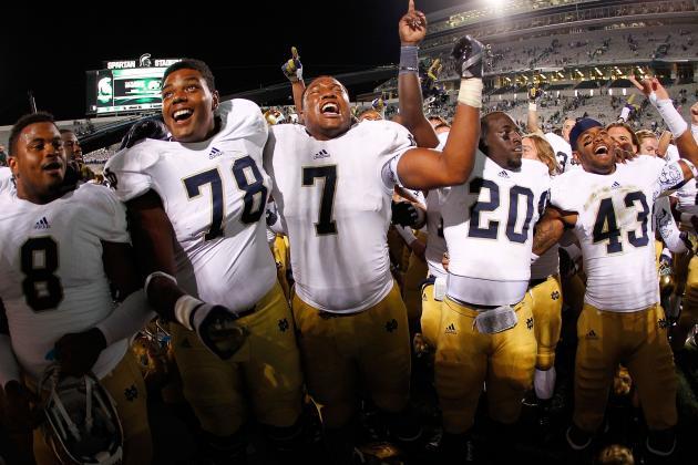 Defense Dominates Notre Dame's Spring 'Game'