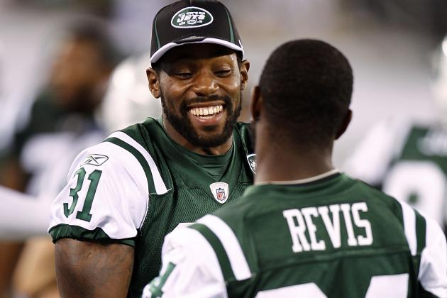 Cromartie Reacts to Revis Trade to Bucs