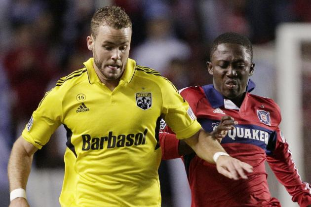 Chicago Fire vs Columbus Crew: Recap