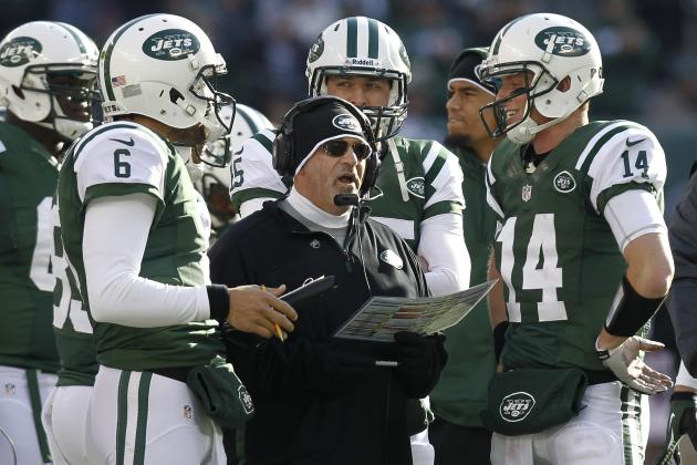 Trent Dilfer: Mark Sanchez Had 'Cluttered Mind' in 2012