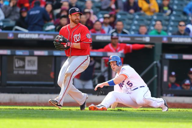 MLB Gamecast: Nationals vs. Mets