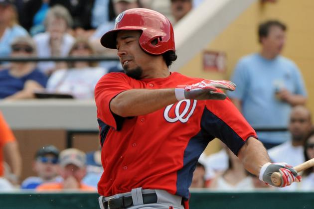 Anthony Rendon Arrives with the Nationals