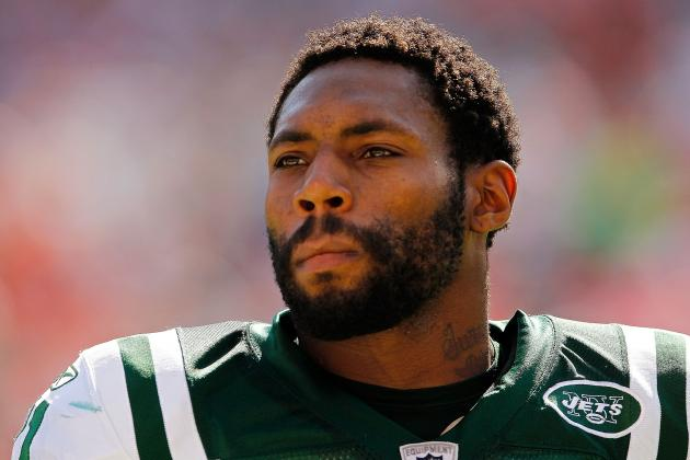 Jets' Antonio Cromartie Comments on Darrelle Revis Trade to Bucs