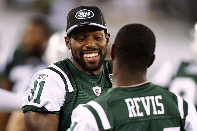 Cromartie on Revis Trade with Buccaneers: 'Losing a Guy Like That Just Sucks.'