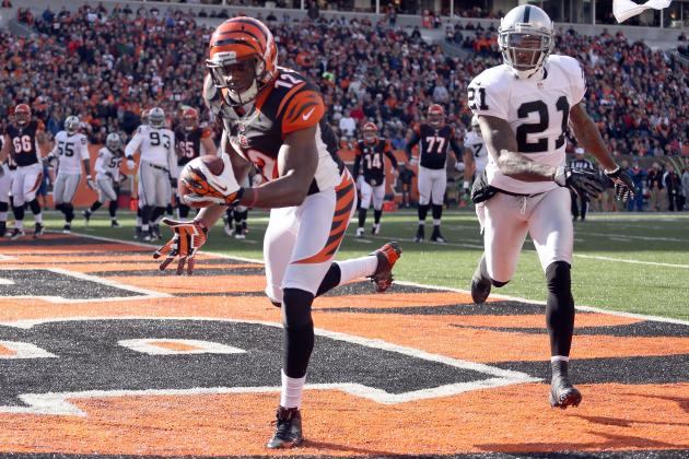 Cincinnati Bengals: Is Mohamed Sanu the Answer at Wide Receiver?