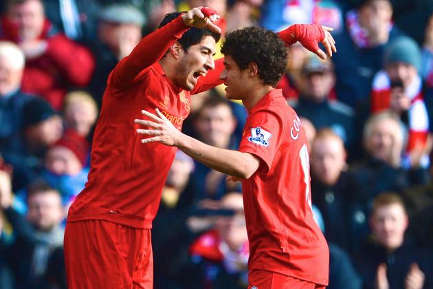 Liverpool 2-2 Chelsea: Luis Suarez Scores 97th Minute Equaliser