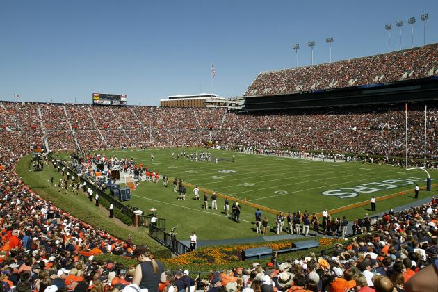 A-Day Turns out to Be a Day Unlike Any Other in Auburn History