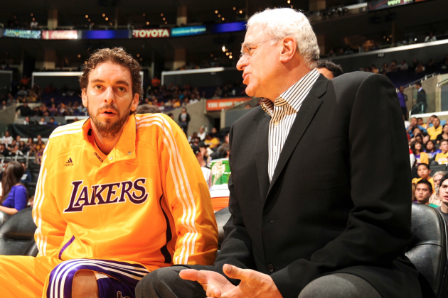 Phil Jackson Zings Pau Gasol Via Twitter