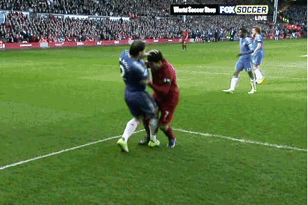 Luis Suarez Takes Bite out of Branislav Ivanovic as Liverpool Deny Chelsea
