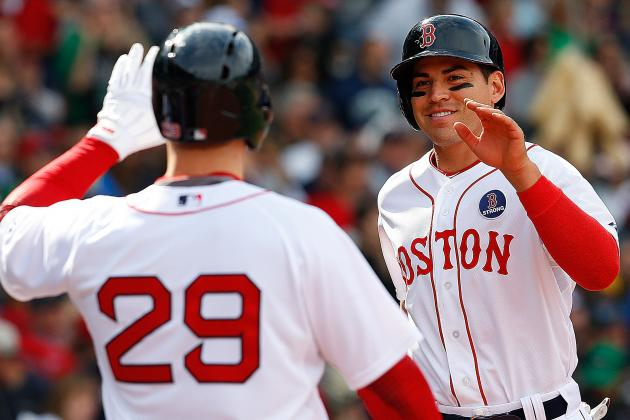 ESPN Gamecast: Royals vs. Red Sox
