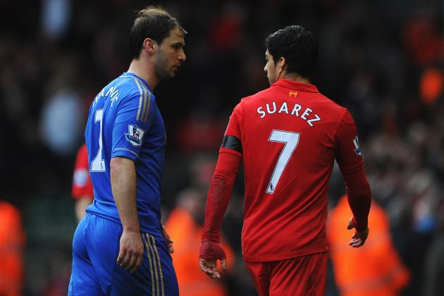 Luis Suarez Should Leave Liverpool and English Football After Biting Disgrace
