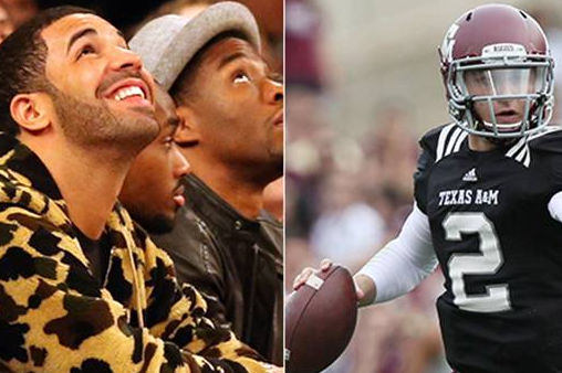 Manziel a New Man, Thanks to Drake?