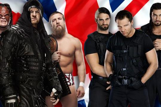 Undertaker vs. The Shield Should Happen on Pay-Per-View