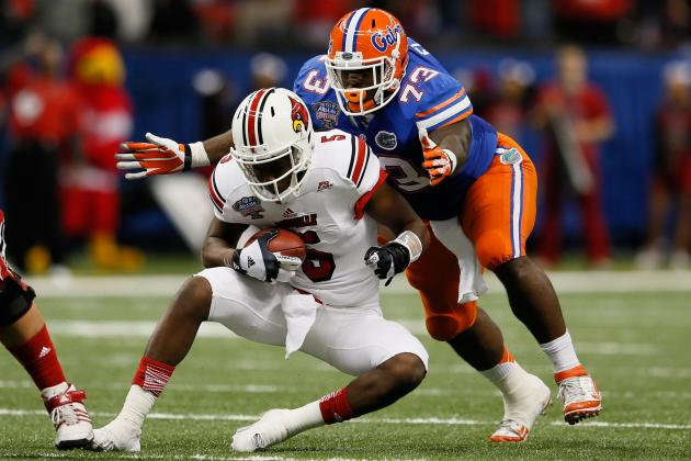 Sharrif Floyd Scouting Report: NFL Outlook for Florida DT