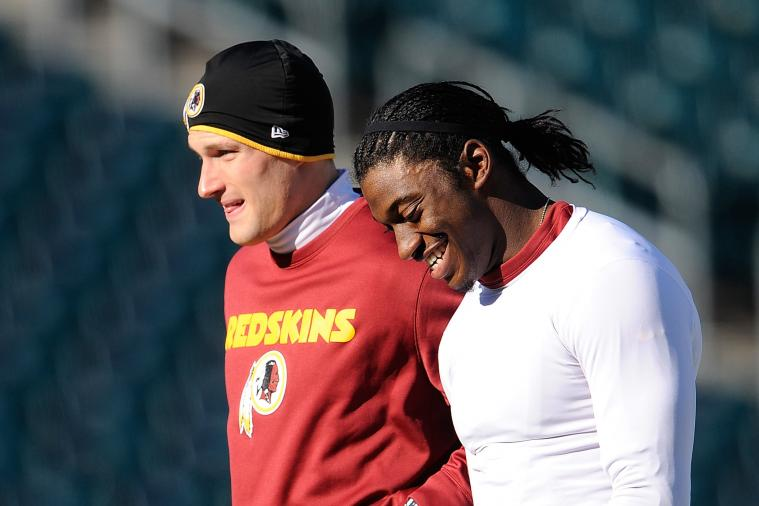 Former Michigan State QB Kirk Cousins Ready to Start in NFL