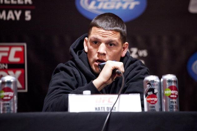 Nate Diaz Would Be Making a Mistake by Moving Up to Welterweight