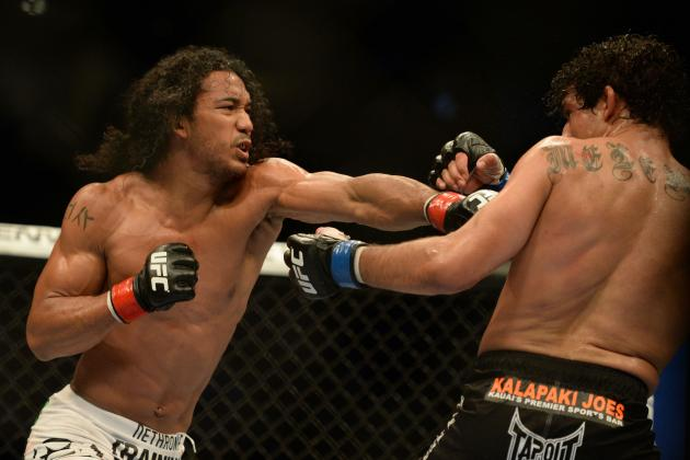 UFC on FOX 7 Results: Benson Henderson Still Wants Superfight with GSP