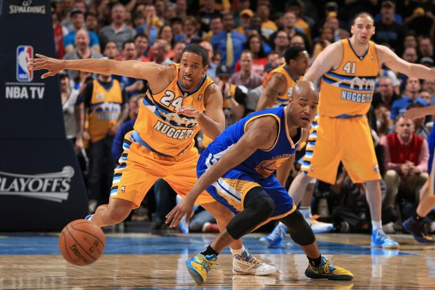 NBA Playoffs 2013: Denver Nuggets Show They Are a Force with Game One Victory
