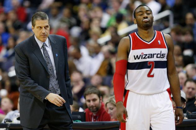 John Wall Proves His Worth, Wizards Still Not Talented Enough to Contend