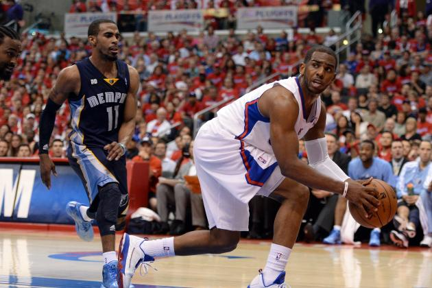 Memphis Grizzlies vs. LA Clippers: Game 2 Preview, Schedule and Predictions