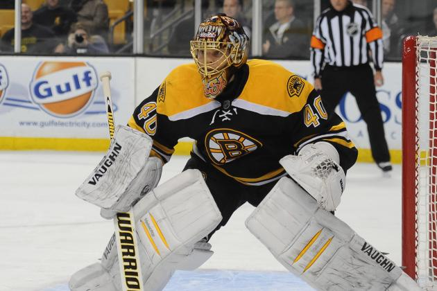 Tuukka Rask Blanks Panthers as Bruins End Skid